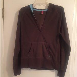 Fleece pullover from Kohl's